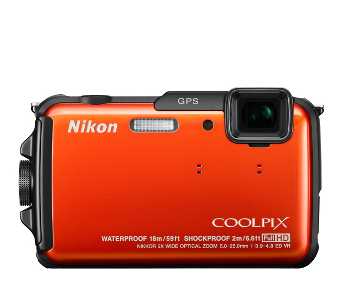 nikon-coolpix-aw110 New Nikon waterproof camera to be unveiled in the near future Rumors