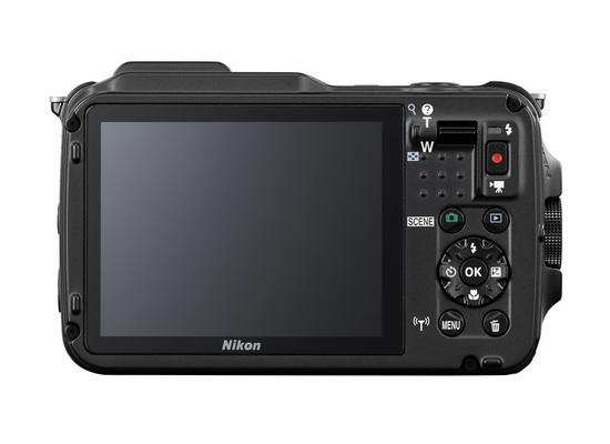nikon-coolpix-aw120-back Nikon Coolpix AW120 and Nikon Coolpix S32 cameras revealed News and Reviews