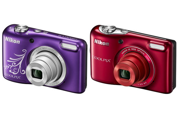Nikon Coolpix L31 and L32