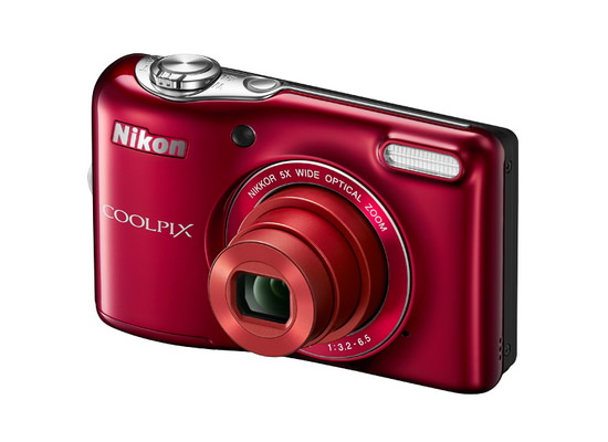nikon-coolpix-l32 Nikon Coolpix L31 and L32 compact cameras become official News and Reviews