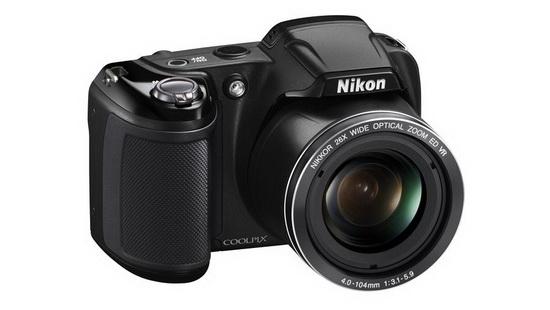 nikon-coolpix-l320-front Nikon reveals Coolpix L320 16-megapixel superzoom camera News and Reviews