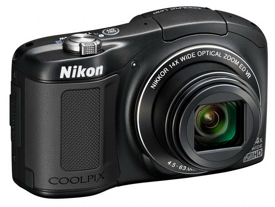 nikon-coolpix-l620 Nikon Coolpix L620 and S6600 cameras officially announced News and Reviews