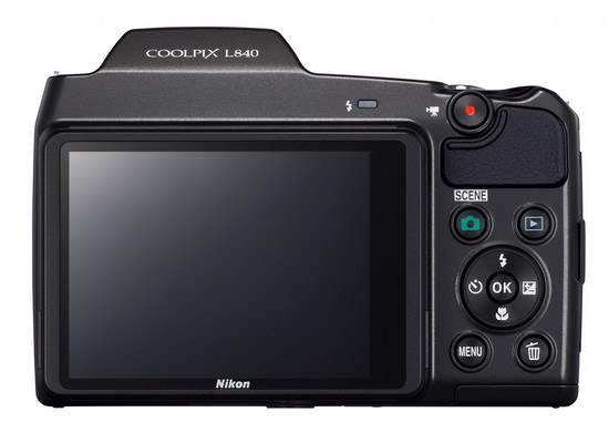 nikon-coolpix-l840-back Nikon Coolpix P610 and L840 revealed with superzoom lenses News and Reviews