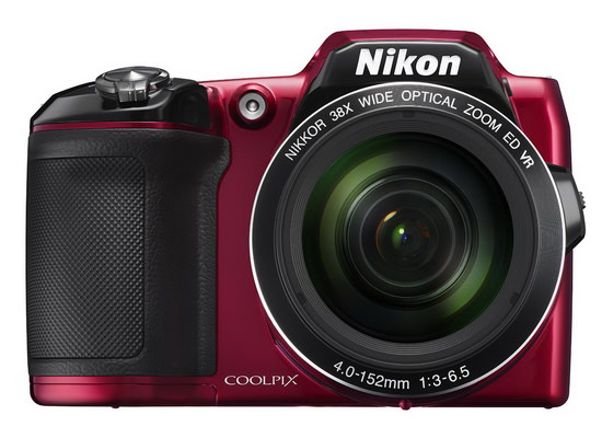 nikon-coolpix-l840-front Nikon Coolpix P610 and L840 revealed with superzoom lenses News and Reviews
