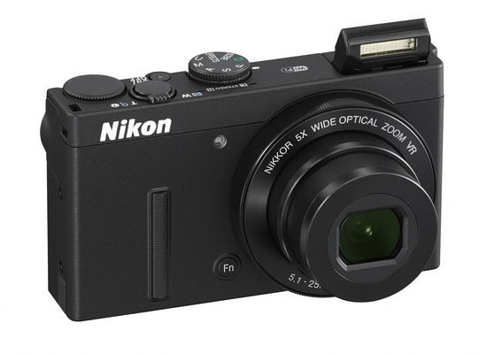 nikon-coolpix-p340-front Nikon Coolpix P340 compact camera launched with WiFi and GPS News and Reviews