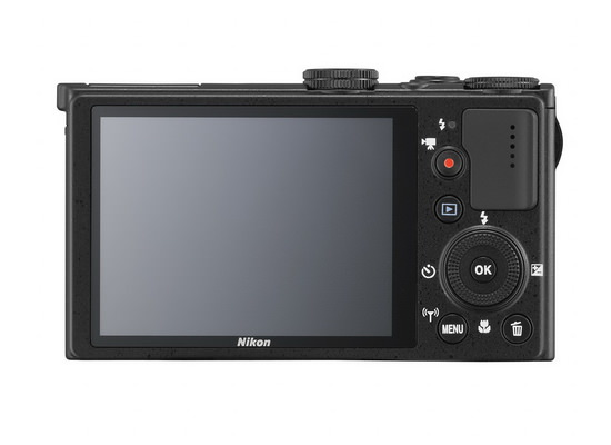 nikon-coolpix-p340-rear Nikon Coolpix P340 compact camera launched with WiFi and GPS News and Reviews