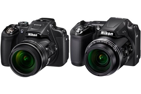 Nikon Coolpix L610 and L840