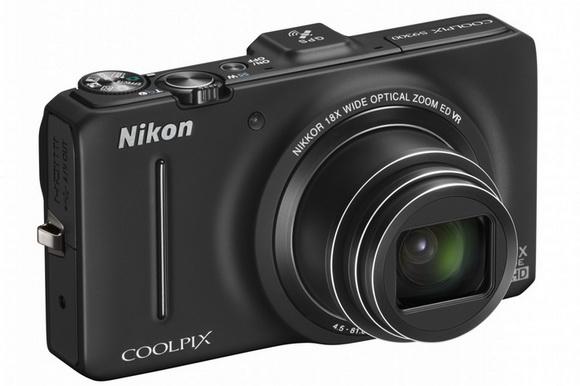 Nikon Coolpix S firmware updates