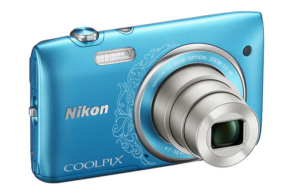 Nikon Coolpix S3500 release date, price and specs announced