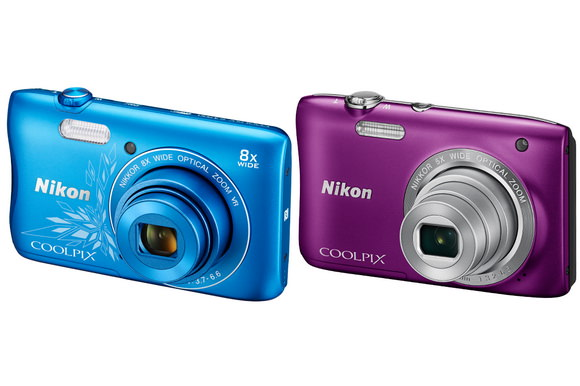 Nikon Coolpix S3700 and S2900