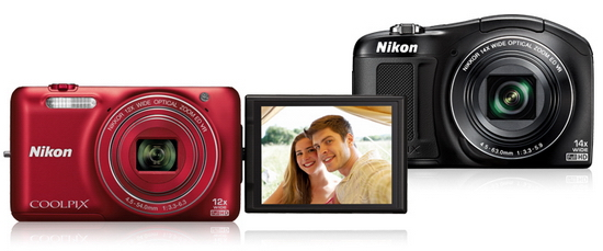 nikon-coolpix-s6600-and-l620 Nikon Coolpix L620 and S6600 cameras officially announced News and Reviews