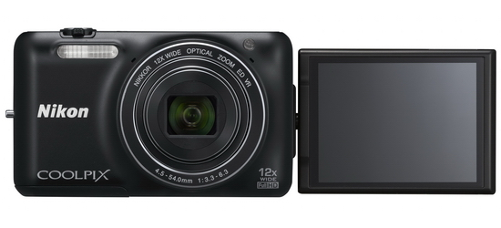 nikon-coolpix-s6600 Nikon Coolpix L620 and S6600 cameras officially announced News and Reviews