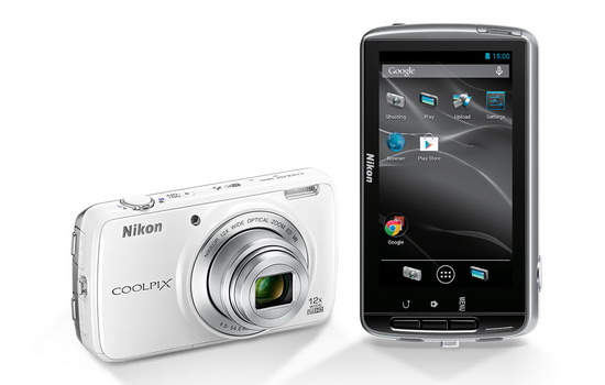 nikon-coolpix-s810c-android Nikon Coolpix S810c Android-powered compact camera announced News and Reviews