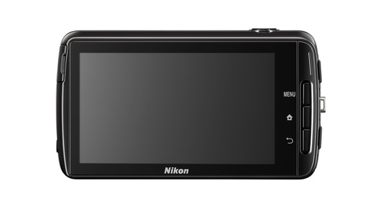 nikon-coolpix-s810c-back Nikon Coolpix S810c Android-powered compact camera announced News and Reviews