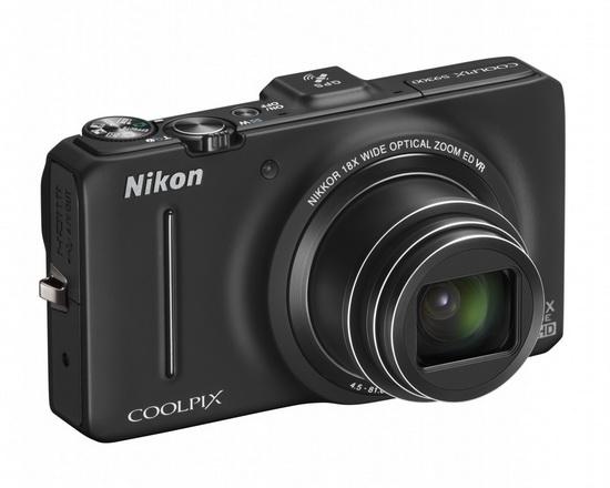 nikon-coolpix-s9300 Ten Nikon Coolpix S cameras receive new firmware updates News and Reviews