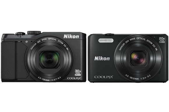 Nikon Coolpix S9900 and S7000