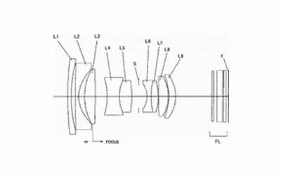 nikon-cx-9mm-f1.8-lens-patent Nikon CX 9mm f/1.8 lens is in development Rumors