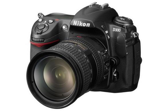 Nikon D300 firmware update