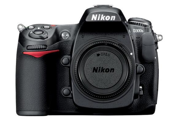 Nikon D300s camera