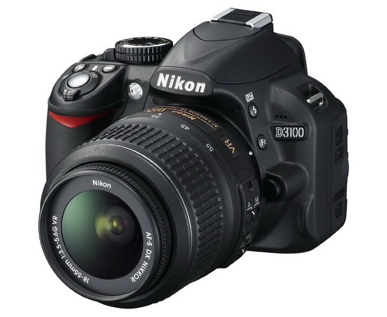 nikon-d3100 Top 5 best-selling DSLR cameras on Amazon News and Reviews