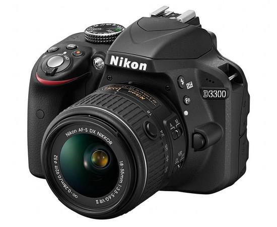 nikon-d3300 Nikon D3300 and 18-55mm VR II lens kit announced at CES 2014 News and Reviews