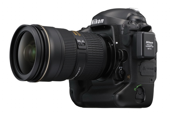 Nikon D4 A:1.04 / B:1.02 firmware update released for download