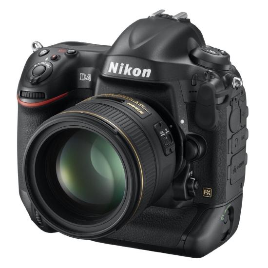 nikon-d4 New Nikon DSLR camera will not be able to record videos at all Rumors