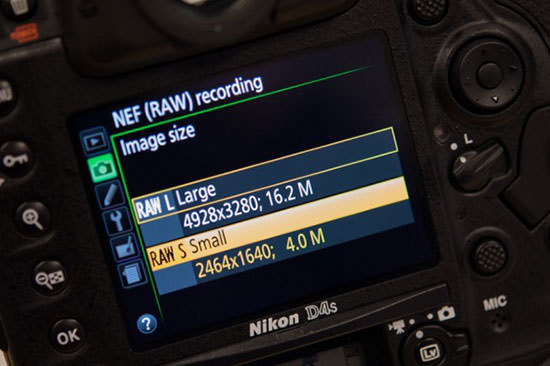 nikon-d4s-raw-file-size RAW S: Nikon's small RAW file size option News and Reviews