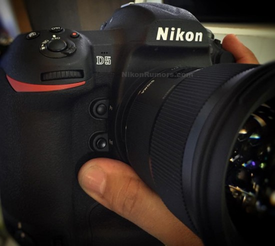 nikon-d5-leaked-front First Nikon D5 photos show up on the web Rumors