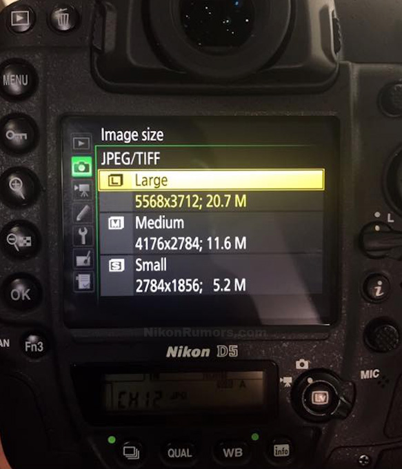 nikon-d5-leaked-sensor-file-size First Nikon D5 photos show up on the web Rumors