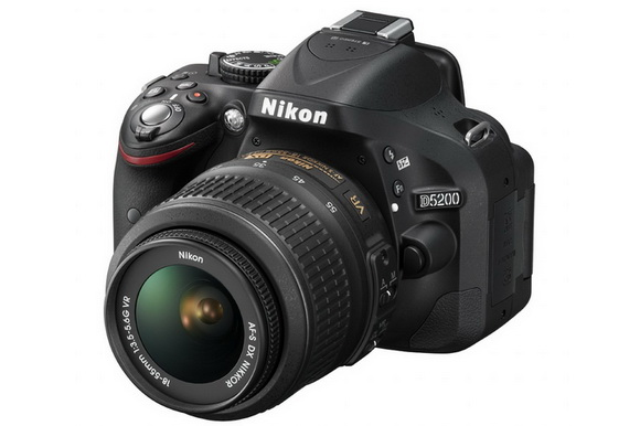 Nikon D5300 specs