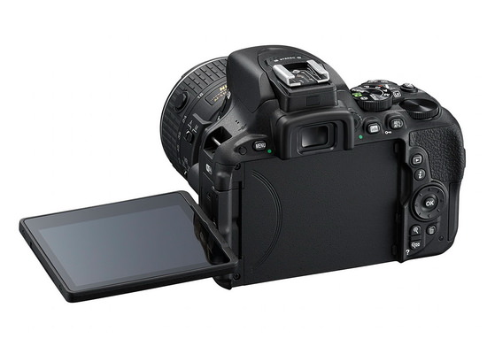 nikon-d5500-back Nikon D5500 launched with few improvements over the D5300 News and Reviews