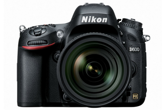 Nikon D600 issues
