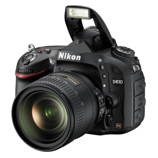 Nikon D610 release date