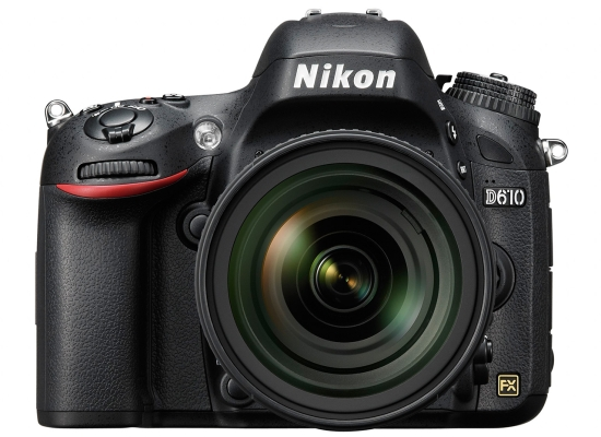 nikon-d610 Nikon D610 camera officially announced to replace D600 News and Reviews