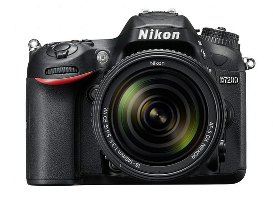 nikon-d7200-front Nikon D7200 officially unveiled with several enhancements over the D7100 News and Reviews