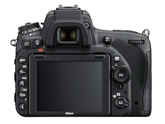 nikon-d750-back Nikon D750 announced with built-in WiFi and 24.3MP FX sensor News and Reviews