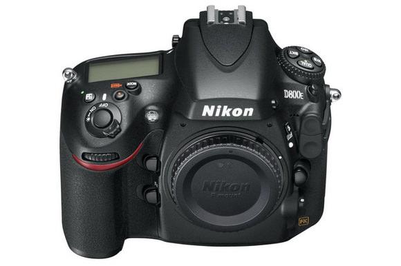 Nikon D800E successor name