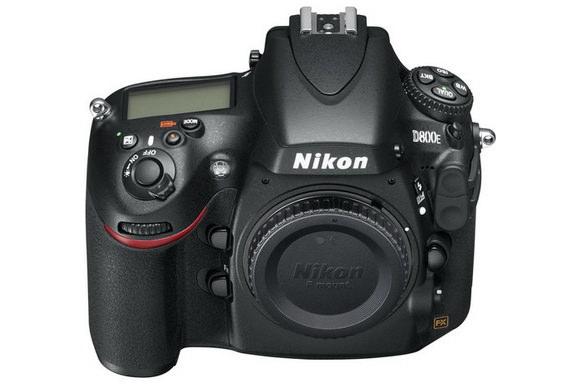 Nikon D800E successor rumor