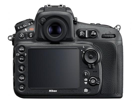 nikon-d810-back Nikon D810 DSLR unveiled as an evolution of the D800/D800E News and Reviews