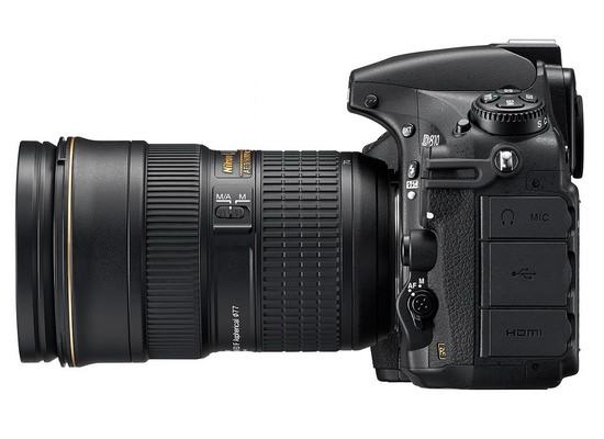 nikon-d810-connectivity Nikon D810 DSLR unveiled as an evolution of the D800/D800E News and Reviews
