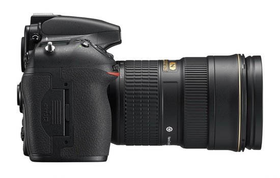 nikon-d810-right-view Nikon D810 DSLR unveiled as an evolution of the D800/D800E News and Reviews