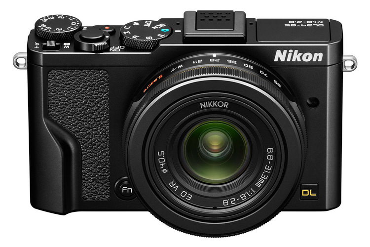 nikon-dl24-85-front Nikon DL18-50, DL24-85, and DL24-500 compact cameras launched News and Reviews