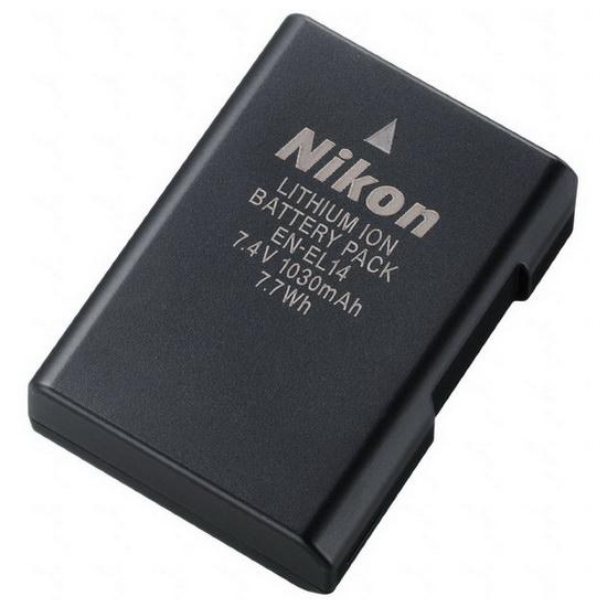 nikon-en-el14-battery New Nikon camera updates breaking third-party battery support News and Reviews