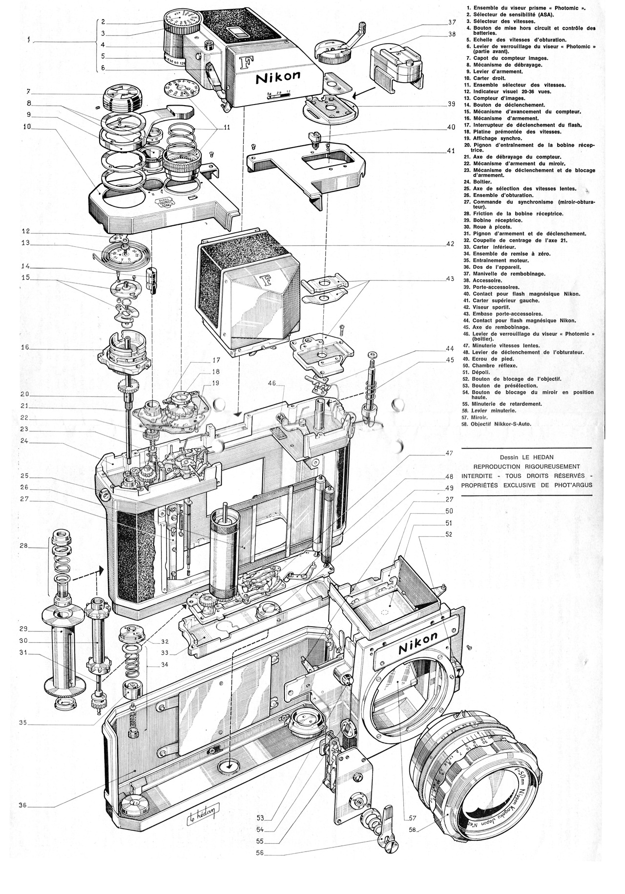 nikon-f-slr-camera Nikon SLR camera schematics show up on the web Exposure