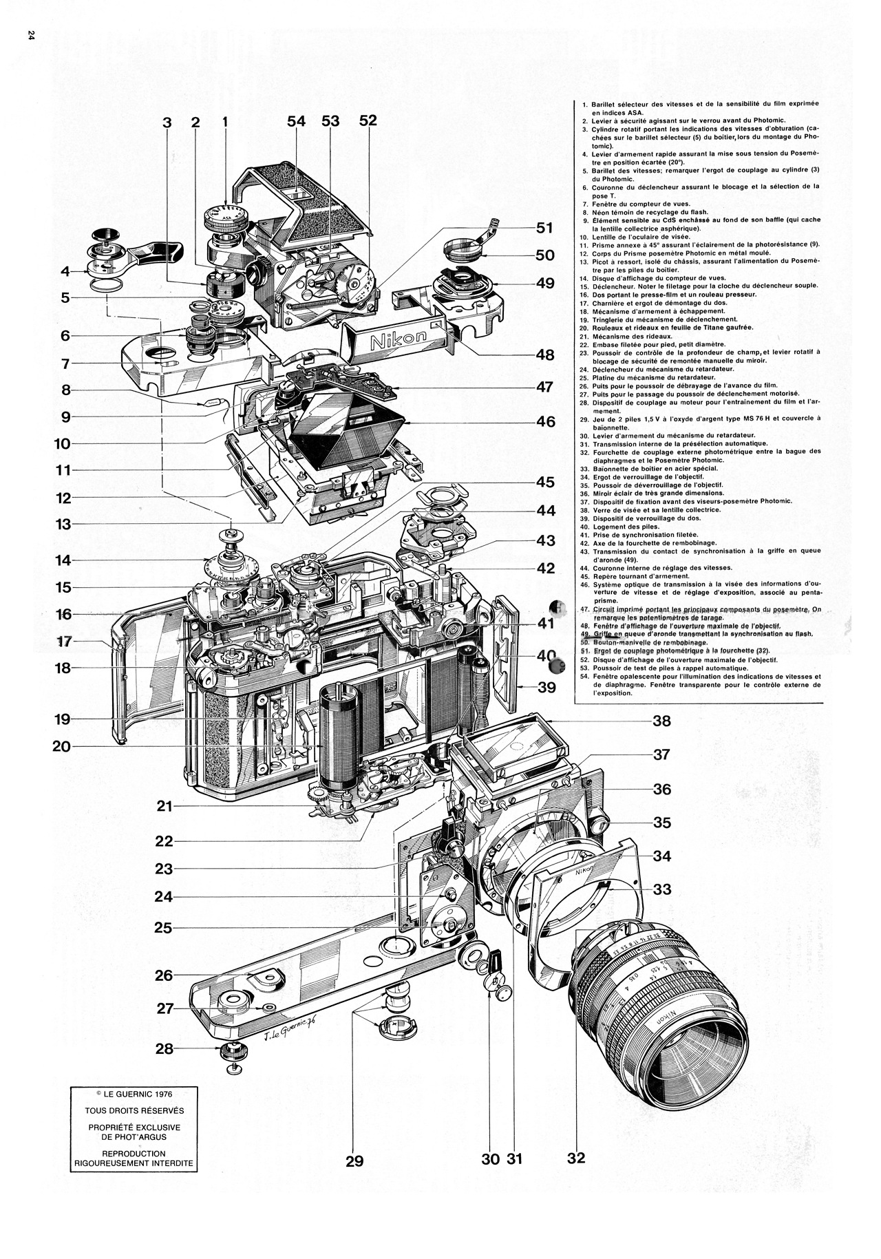 nikon-f2-slr-camera Nikon SLR camera schematics show up on the web Exposure