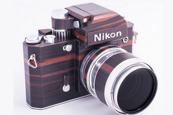 Nikon F2D