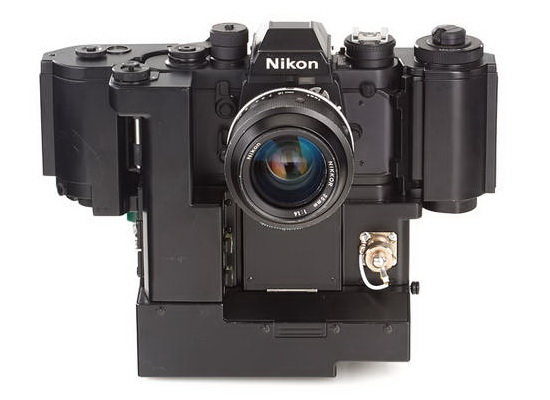 nikon-f3-nasa NASA-modified Nikon F3 camera available at WestLicht auction News and Reviews