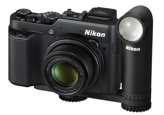 nikon-ld-1000-led Nikon P7800 compact camera and LD-1000 LED announced News and Reviews