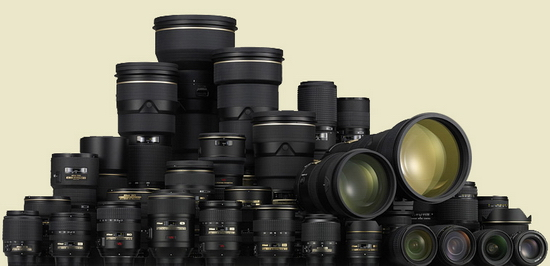 nikon-lenses September Nikon camera deals are now available at retailers News and Reviews